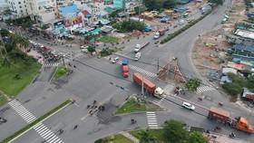 Mở lối giao thông khu Nam