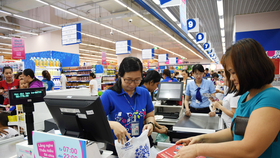 Co.opmart Cà Mau tích cực quảng bá hàng Việt