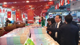 Xuất khẩu hàng Việt qua kênh phân phối tăng