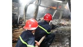 Gia tăng nguy cơ cháy cơ sở sản xuất