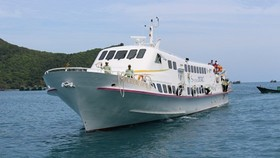 Soc Trang-Con Dao high-speed boat launched
