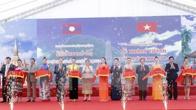 At the inaugural ceremony (Photo: VNA)