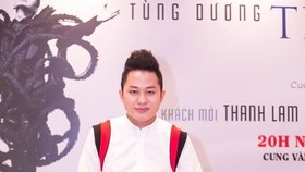 Tung Duong presents his concert in Hanoi