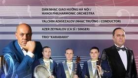 World-famous Azerbaijani conductor to perform in Hanoi