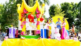 Numerous activities for children on Mid-Autumn Festival launched