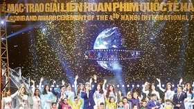 The 5th Hanoi International Film Festival to be held in October
