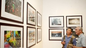 PSA international photo exhibition opens in HCMC