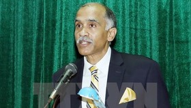Parvathaneni Harish, Indian Ambassador to Vietnam (Source: VNA)