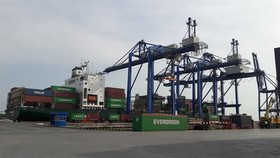 Tan Cang – Phu Huu Port in HCM City's District 9. (Photo: VNA)
