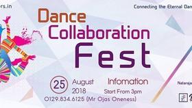 Dancing fest raises money for blind children