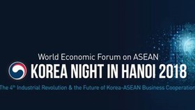 'Korea Night' to be held in Hanoi