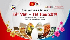 Cultural and Culinary Festival marks both Vietnamese-Korea lunar New Year