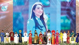 2019 Ho Chi Minh City Ao Dai Festival opens