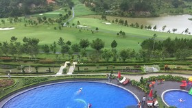A luxury resort in Da Lat City (Photo: KK)