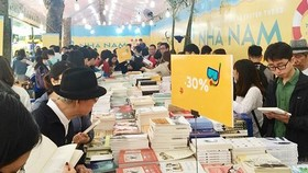 Activities marks Vietnam Book Day 2019