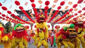 Second Kylin-Lion-Dragon Dance Festival to open next week