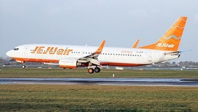 Korean Jeju Air offers cheap tickets on routes between South Korea, Vietnam