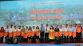 The Cai Rang Floating Market Culture and Tourism Festival 2019 opens in the Mekong Delta city of Can Tho.