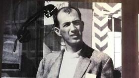 Argentine journalist Ignacio Ezcurra