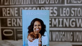 Michelle Obama's memoir 'Becoming' released in Vietnam