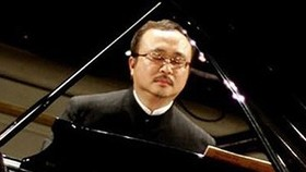 Vietnam's world-renowned pianist, Peoples Artist Dang Thai Son