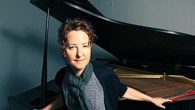 American pianist Myra Melford performs in HCMC