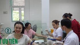 Bệnh viện Quân y 175 tầm soát ung thư miễn phí cho giáo viên