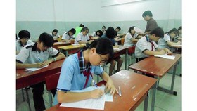 TPHCM công bố 135 điểm thi tuyển sinh lớp 10 công lập