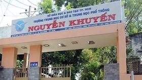 Trường THCS-THPT Nguyễn Khuyến có thêm cơ sở mới?