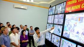 Quận 5: Lắp đặt 240 camera an ninh công cộng