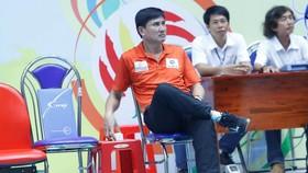 HLV Phạm Văn Long. Ảnh: THIÊN HOÀNG