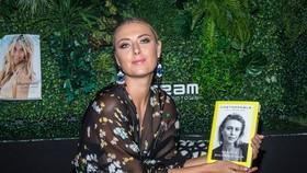 Maria Sharapova và cuốn Tự truyện của mình