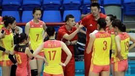 中國女排0-3再負日本無緣決賽