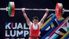 運動員石金俊獲期望會奪得獎牌。