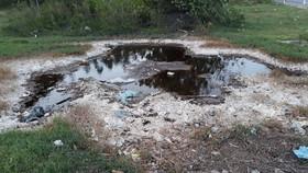 Bão số 10 quật lộ kho hóa chất độc hại gần khu dân cư ở Quảng Bình?