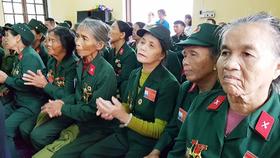 Kỷ niệm 50 năm Đại đội nữ pháo binh Ngư Thủy anh hùng