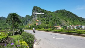 Khu du lịch Phong Nha - Kẻ Bàng cần có đề án thu gom rác tầm cấp tỉnh phê duyệt