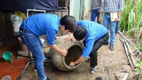 Huy động sinh viên trường y tham gia dập dịch sốt xuất huyết