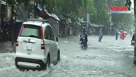 Lốc xoáy, mưa lũ - Người dân Quảng Ngãi lao đao