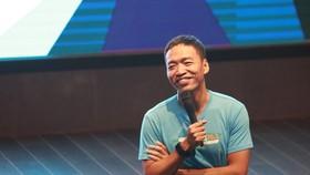 Ông Lê Hồng Minh tại sự kiện Vietnam Game Summit 2017