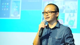 CEO Mobiistar  Ngô Nguyên Kha
