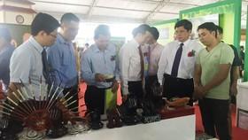 300 gian hàng xuất hiện tại Hội chợ Triển lãm Nông nghiệp Quốc tế lần thứ 17