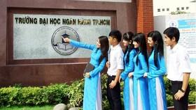 Đại học Ngân hàng TPHCM trực thuộc Ngân hàng Nhà nước Việt Nam