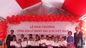 Dai-ichi Life Việt Nam khai trương 2 văn phòng tổng đại lý tại TP.HCM và Thanh Hóa