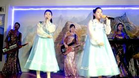 Kiều hối hỗ trợ Bình Nhưỡng