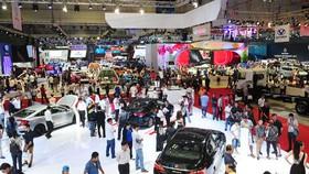 Vietnam Motor Show 2017 chính thức khai màn từ ngày 1-8