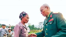 Ký ức tướng Phan Khắc Hy