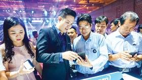 Smartphone Việt chinh phục người tiêu dùng