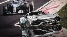 """""""Xe đua Công thức 1 đường phố"""" Mercedes-AMG Project One"""