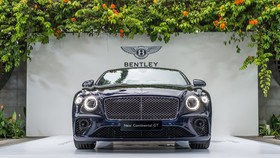 Coupe hạng sang Bentley Continental GT 2018ra mắt